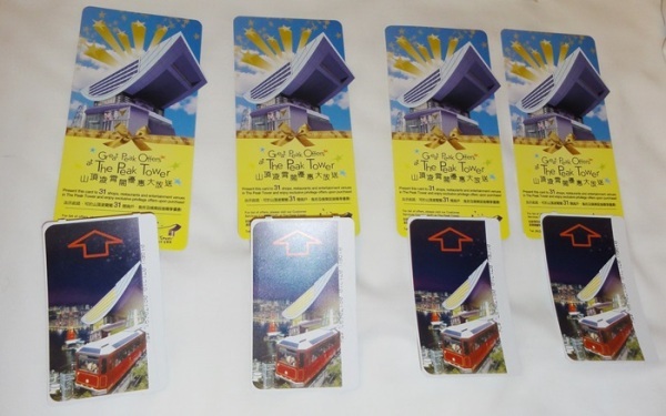 The Peak tickets