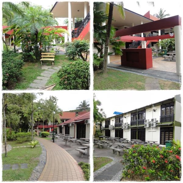 The resort