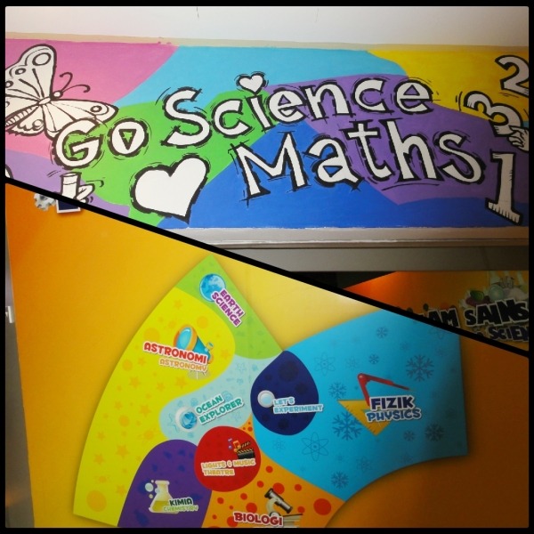 Go Science and Math