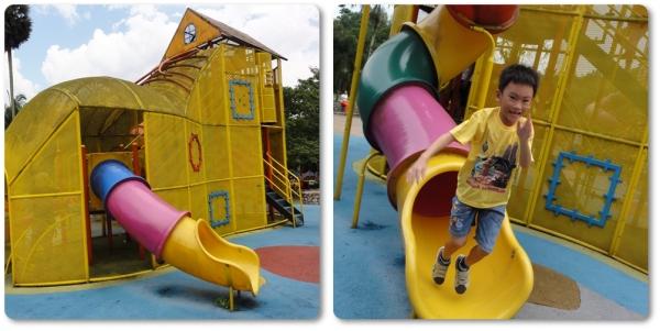 Slide again!