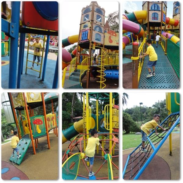 Lake Gardens Playground