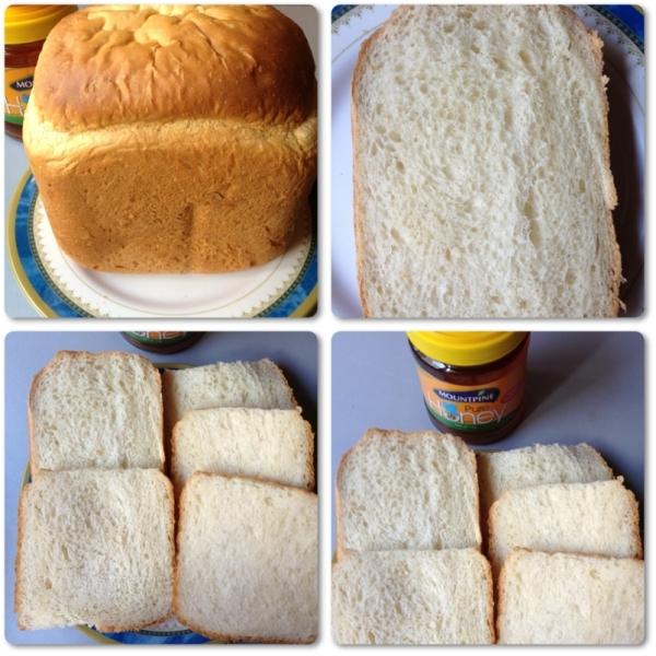 Tangzhong White Bread