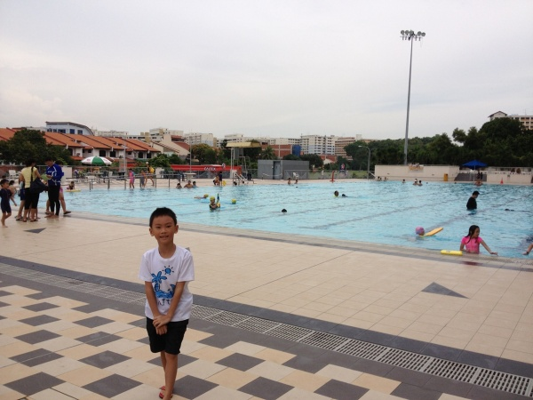 Teaching Pool