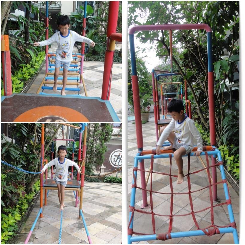 Kids Playground: checked!
