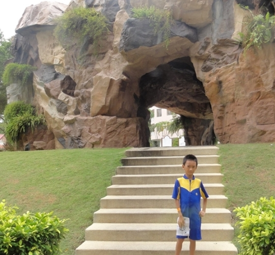 Lotus Desaru Water Park