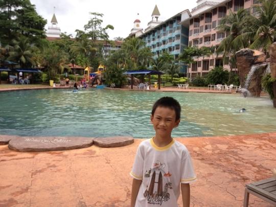 Lotus Desaru Waterpark