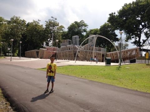 Battleship Playground