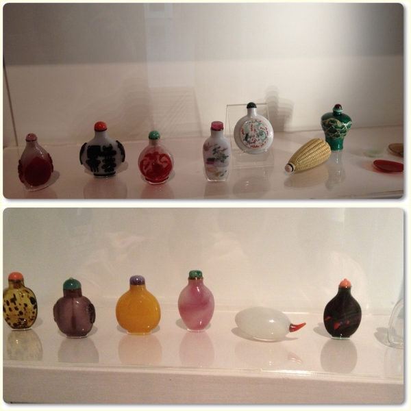 Miniature World: Art of the Chinese snuff bottle