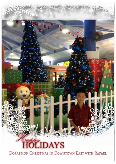 Doraemon Christmas
