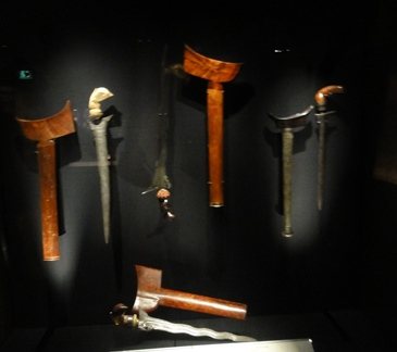 Keris from Bugis