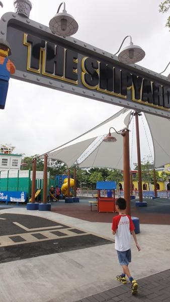 The Shipyard Playground