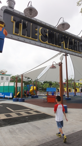 The Shipyard Playground