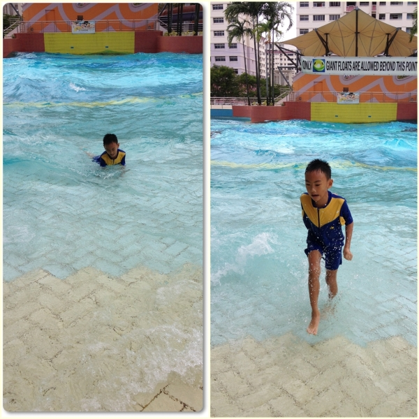 Wave Pool Choa Chu Kang