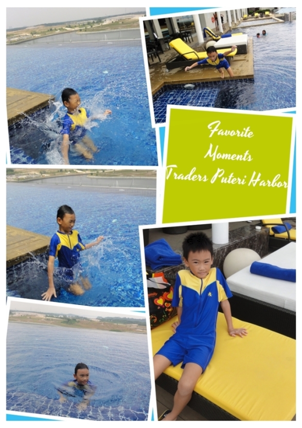 Swimming Pool Moments