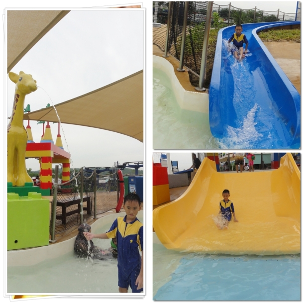 Small slides for smaller kids