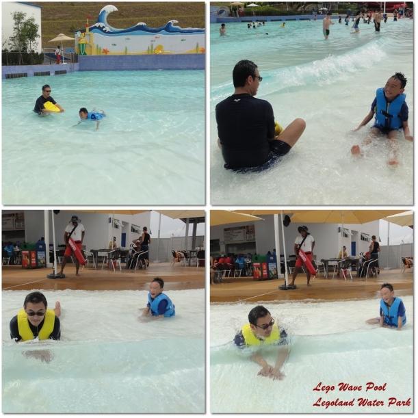 Lego Wave Pool