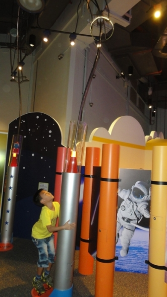 Kidstop Science Center