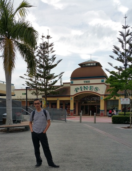 The Pines Shopping Center