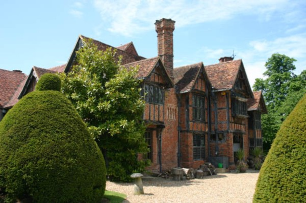"I would love to stay in this place. From the movie ""SAD CYPRESS"" in Dorney Court, Nr. Windsor, Berks. Picture taken from http://www.tvlocations.net/sadcypress.htm"