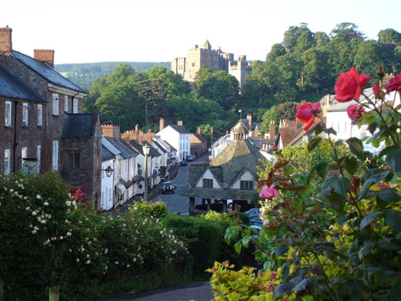 "From the movie ""The Cornish Mystery in Dunster, West Somerset. Picture taken from http://www.tvlocations.net/cornishmystery.htm"