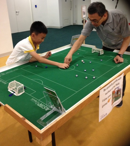 Sabbuteo (Table Football)