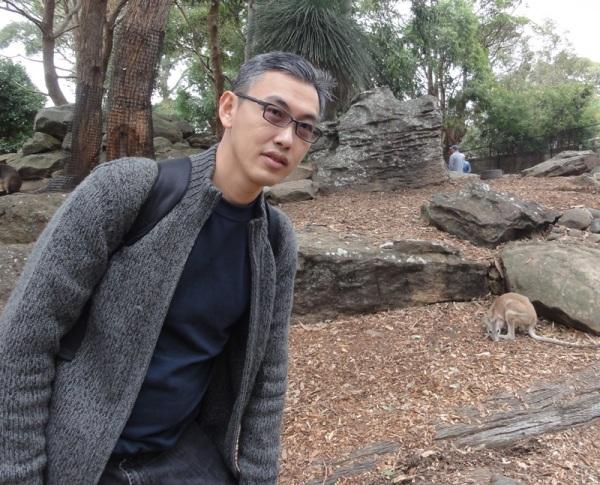 Small kangaroo...