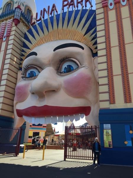 Yay...........finally..........Luna Park