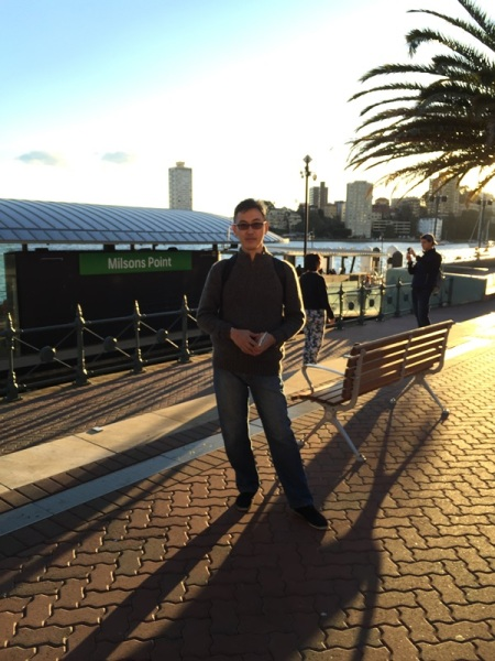 Milsons Point Harbor