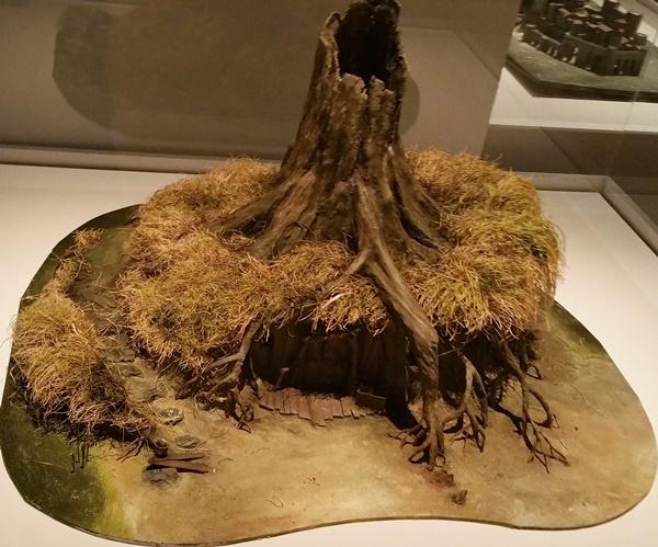 Shrek Swamp House Model