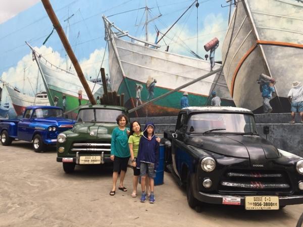 Pelabuhan Sunda Kelapa jaman dulu