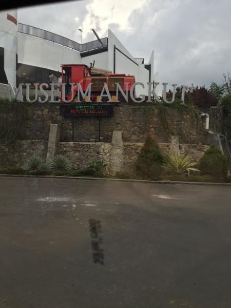 Bye bye Museum Angkut