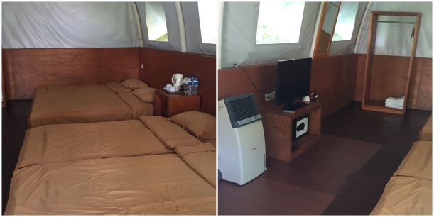 Inside Camping