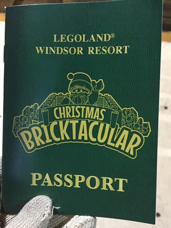 Christmas Bricktacular Passport