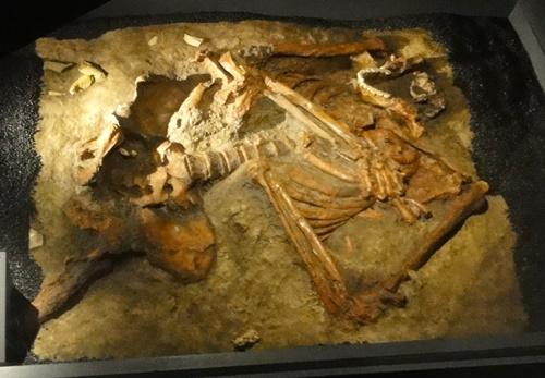 Israelite burial site