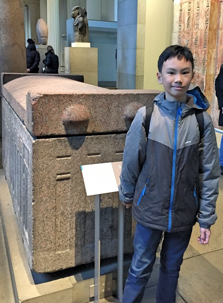 Sarchopagus or Sarcophagi or stone coffins were reserved for royalty and the elite